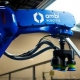 Robotic arm acting as a materials handling system for manufacturing